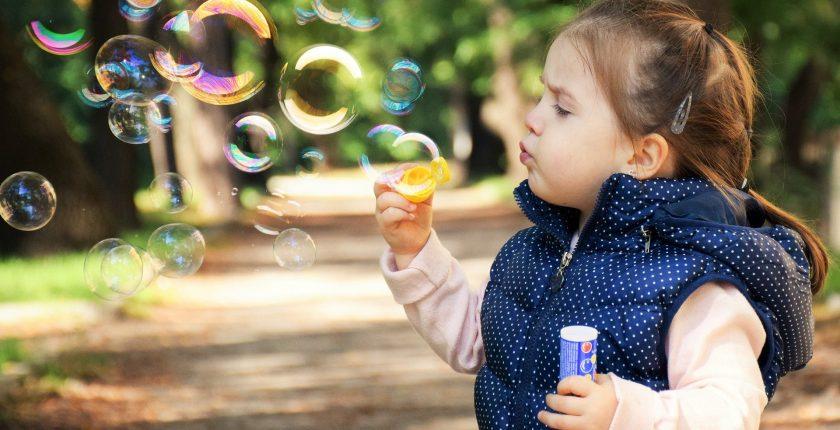 enfant bulle