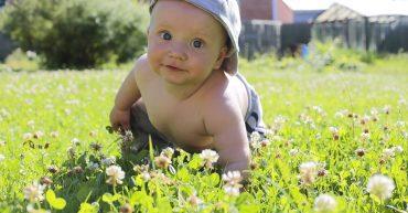 Enfant développement motricité global