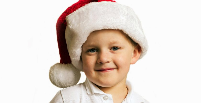 Enfant Noël