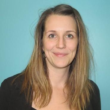 Christine Lavoie, psychoéducatrice