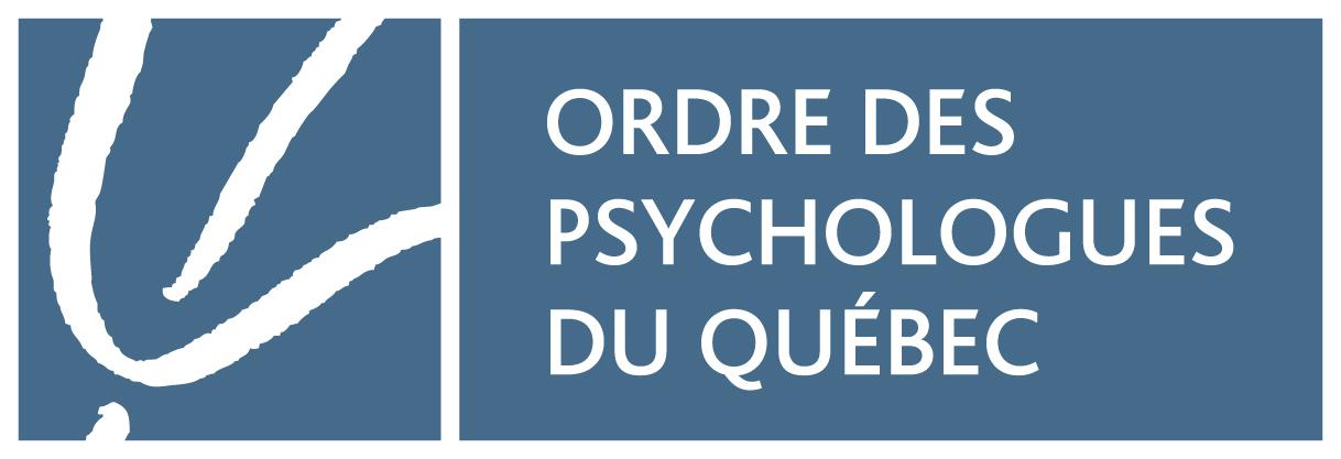 Logo Ordre des psychologues du Québec